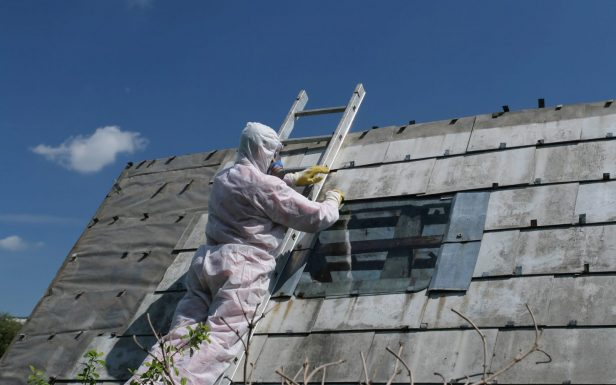 asbestos management survey