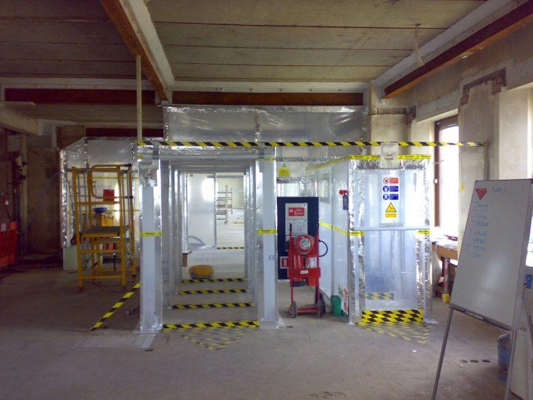 Asbestos Removal Carbon Footprint